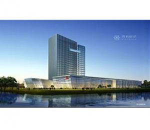 江海之势下的商化 丨江海商务大厦标识系统规划设计